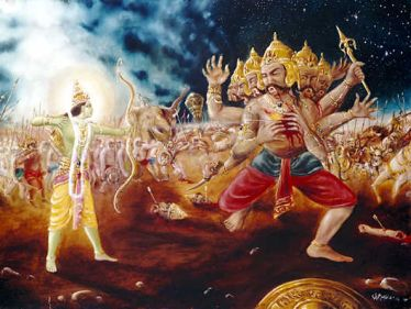 Understanding Hindu Beliefs in the Ramayana